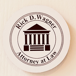Rick Wagner Accident Attorney Logo