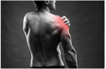 pain relief after an accident shoulder injury from a car accident