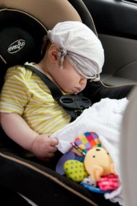 Children's Injuries in Car Accidents