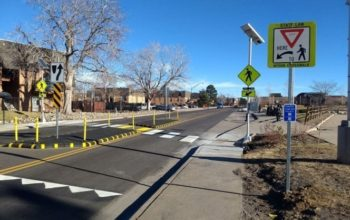 Pedestrian deaths in Colorado increase