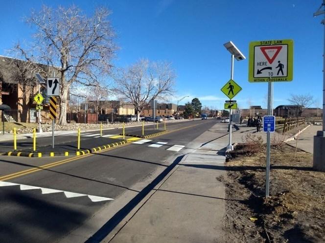 Pedestrian deaths in Colorado increase
