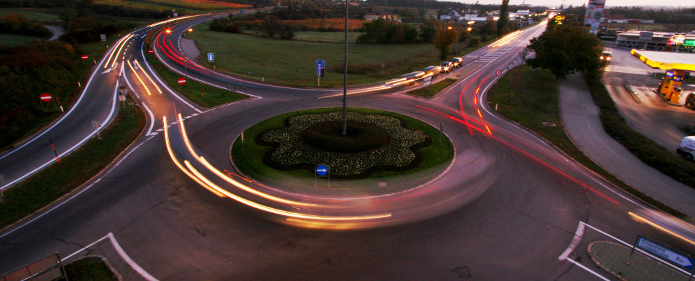 are roundabouts really safer