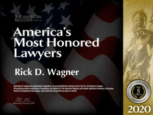 Rick D Wagner Law Firm